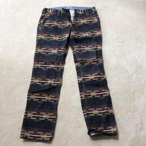 Men's Staple printed jean